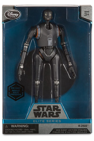 Hasbro Star Wars Elite Series Die Cast K-2S0 Figure